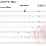 Little Drummer Tab