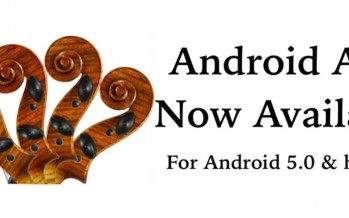 Android App Now Available