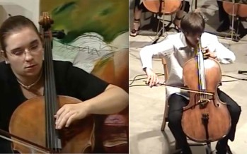 Cello Ensembles – Fire and Ice