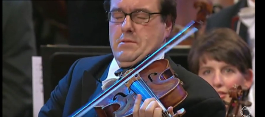 Some Serious Jazz Viola!