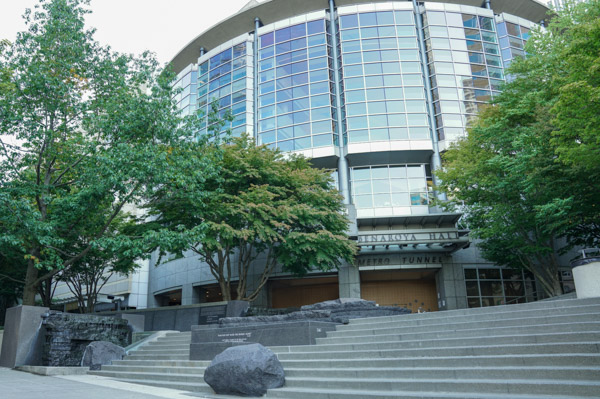 Benaroya Hall Downtown Seattle Washington