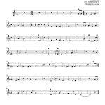 Himig Ng Pasko Sheet Music
